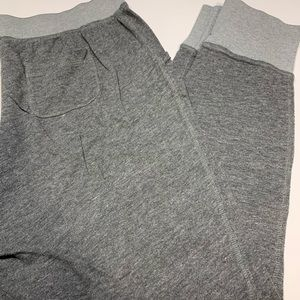 Abercrombie & Fitch Gray Jogger Sleep Pants Large